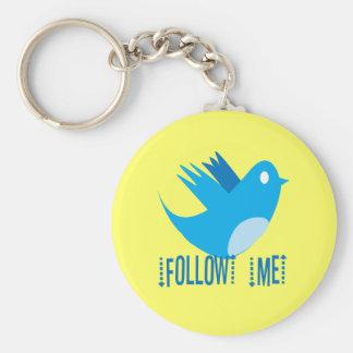 Follow Me Keychain