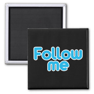 Follow Me Refrigerator Magnets