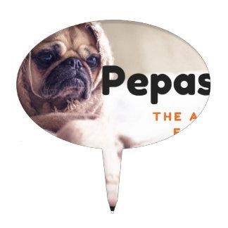 Follow me on IG-@pepaseed (1) Cake Topper