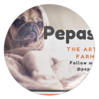 Follow me on IG-@pepaseed (1) Dinner Plate