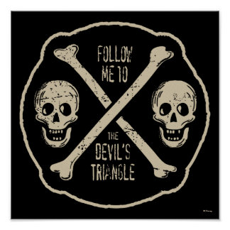 Follow Me To The Devil's Triangle Poster