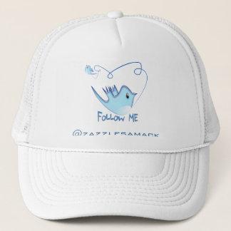 Follow Me Trucker Hat