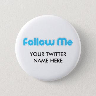 follow me (twitter) button