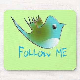 Follow ME Twitter  Mousepad