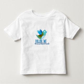 Follow Me @ YOUR Twitter Address T Shirt