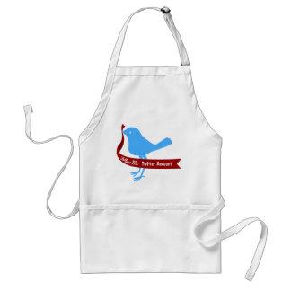 Follow My Tweet Apron