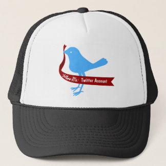 Follow My Tweet Hat