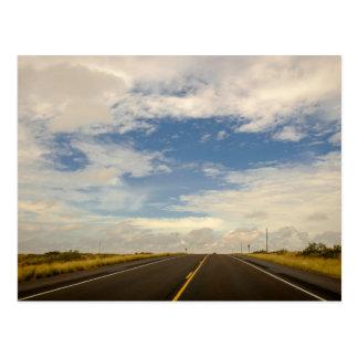Follow That Car Postcard