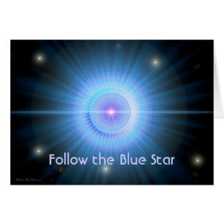 Follow the Blue Star HOME Cards