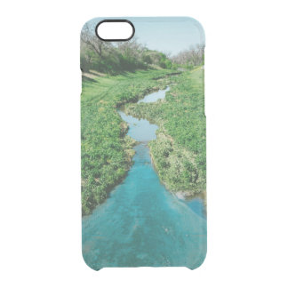 Follow the flow clear iPhone 6/6S case