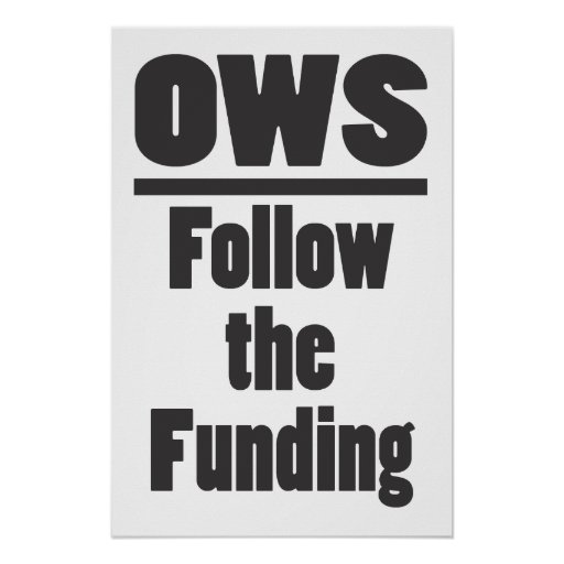 Follow the Funding Poster