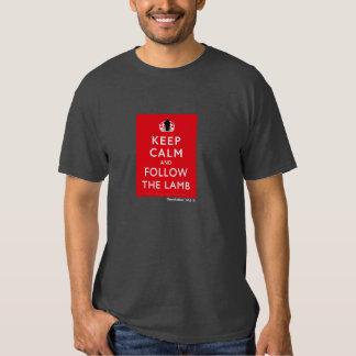 Follow the Lamb T-Shirt