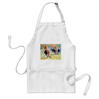 Follow the Leader Adult Apron
