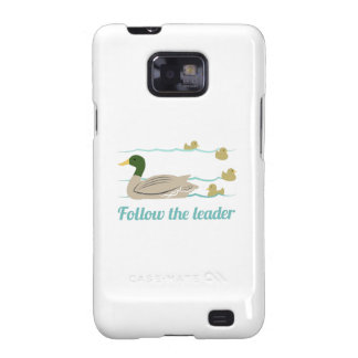 Follow The Leader Samsung Galaxy S2 Cases