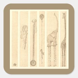 Follow The Leader [giraffe] Stickers