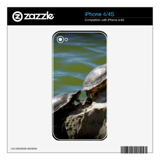 Follow the Leader iPhone 4 Skin