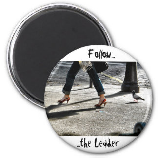 Follow the Leader Magnet