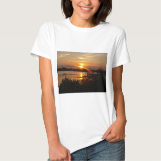 Follow the light home t-shirt