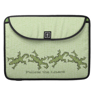 "Follow the Lizard 15"" MacBook Pro Sleeve"