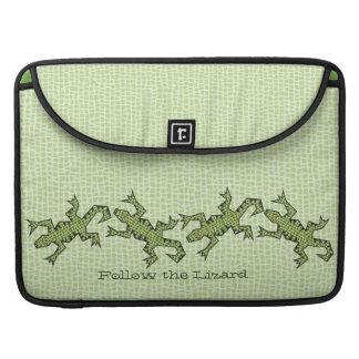 "Follow the Lizard 15"" Sleeve For MacBooks"