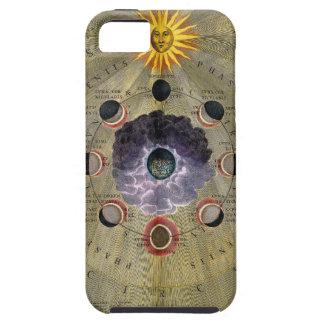 Follow The Moon iPhone SE/5/5s Case