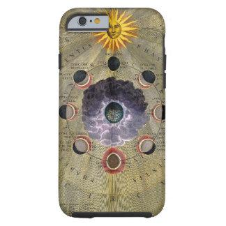 Follow The Moon Tough iPhone 6 Case