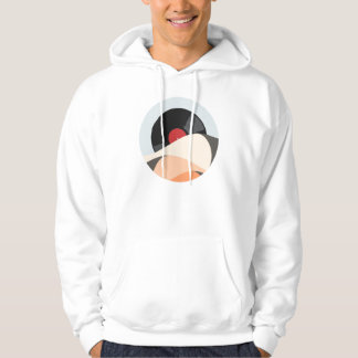 Follow the music hoodie