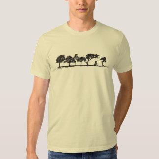 Follow the path tee shirt