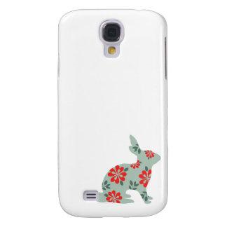 Follow the rabbit Alice matrix fair isle print Samsung Galaxy S4 Case