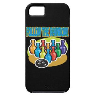 Follow The Rainbow iPhone SE/5/5s Case