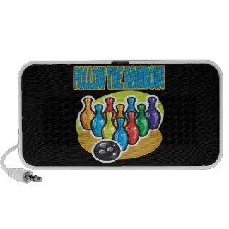 Follow The Rainbow Mini Speaker