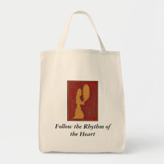 Follow the Rhythm of the Heart Bag