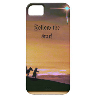 Follow the star iPhone 5 cover