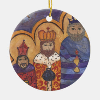 Follow the Star Christmas Tree Ornament
