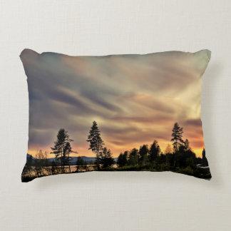 Follow the Sun Accent Pillow