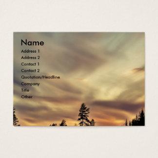Follow the Sun Business Card