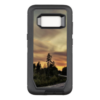 Follow The Sun OtterBox Defender Samsung Galaxy S8 Case