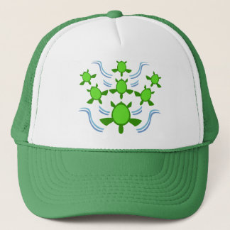 Follow the Turtles Hats