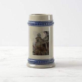 Follow the Yellow Brick Church Coffee Mug