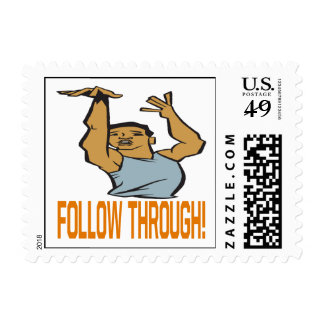 Follow Through Postage