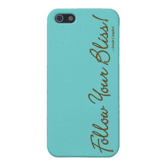 Follow Your Bliss G4 iPhone Case 5/5s
