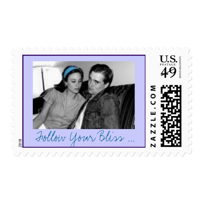 Follow your Bliss Postage