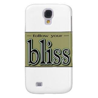 Follow your Bliss Samsung Galaxy S4 Case