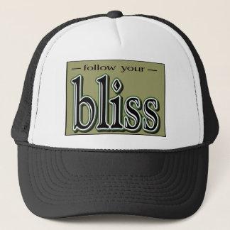 Follow your Bliss Trucker Hat