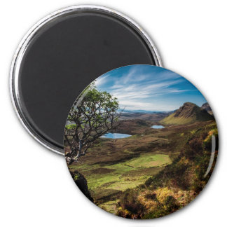 Follow your dreams! 2 inch round magnet