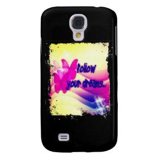 Follow your dreams 3 iphone case