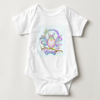 Follow Your Dreams Baby Bodysuit