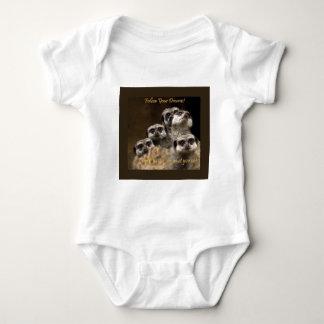 Follow Your Dreams! Baby Bodysuit