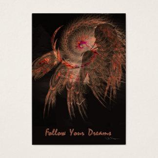 Follow Your Dreams Business Card