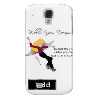 Follow Your Dreams iPhone3G Galaxy S4 Cover